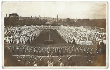 WAKEFIELD Children's Pageant on Coronation Day 1911, RP Postcard Posted 1911