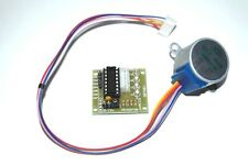Stepper Motor with ULN2003 Driver Board for Arduino, PICAXE & Robots UK Seller