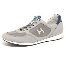 4364Q sneaker uomo HOGAN OLYMPIA scarpa grigia shoes men