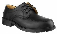Amblers FS65 Mens Safety Shoes Executive Gibson Steel Toe Cap Work Uniforms S1-P