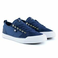 Dc Shoes Evan Smith S Navy Dark Chocolate Skate Shoes New Free Delivery