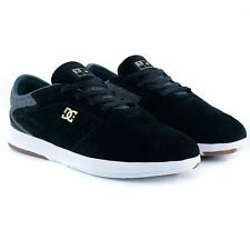 Dc Shoes Jack S Black Skate Shoes BNIB All Sizes New Free Delivery