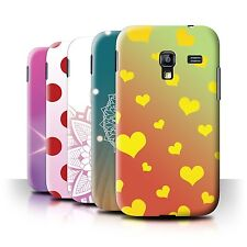 STUFF4 Phone Case/Back Cover for Samsung Galaxy Ace Plus/S7500 /Ombre Pattern