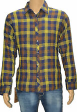 Buy Green Color Casual Shirts For Men - Checks Shirts For Men