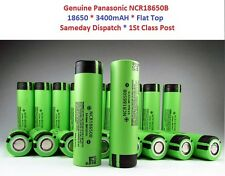 100% Genuine Panasonic NCR18650B 3400mah Rechargeable Li-ion Battery For All Mod