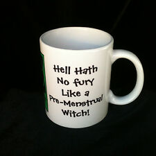 Funny Pentacle Pagan Wiccan Mugs with Assorted Slogans designed by Cheeky Witch