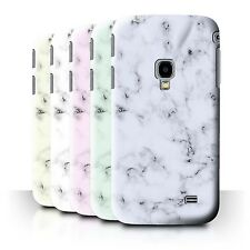 STUFF4 Case/Cover for Samsung Galaxy Beam 2/G3858 /Marble Rock Granite Effect