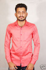 EXCLUSIVE Men's Polo 100% Cotton Imported Branded Shirts (Tomato Color)
