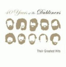 40 Years Of The Dubliners - Their Greatest Hits - DUBLINERS THE [CD]