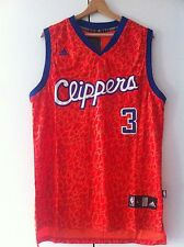 camiseta de triantes nba basket camiseta Chris Paul jersey Los Angeles Clippers