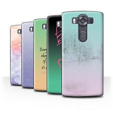 STUFF4 Phone Case/Back Cover for LG V10/H900/H901/VS990 /Abstract Ombre