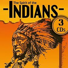 The Spirit Of The Indians - VARIOUS [3x CD]