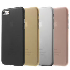 Peapod® Air 0.3mm ULTRA THIN Slim Hard PC Rear Case Cover for Apple iPhone 7