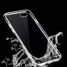 Ultra Sottile Gel Trasparente Custodia Cover In Silicone per iPhone Apple