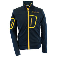 Ayrton Senna Sweatjacke Racing