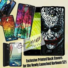 Designer Soft Back Case Cover For Karbonn Titanium S21