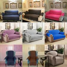 1 /2 /3-SEATER SEATER SOFA ARM SETTEE PET PROTECTOR SLIP COVER FURNITURE THROW