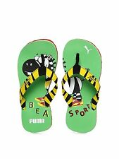 Puma Unisex Zebra Jr Ind. Flip-Flops and House KIDS Slippers (FLAT60% OFF) -9QH