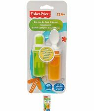 MODA Fisher Price On the Go Fork and Spoon -