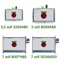 3.5/5/7inch TFT LCD  HDMI Touch Screen Display for Raspberry Pi DEShip ^_^ merci