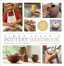 Simon Leach's Pottery Handbook: A Comprehensive Guide to Throwing Beautiful,