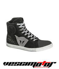 Scarpa Dainese Street Biker Lady D-WP Shoes Black/Anthracite