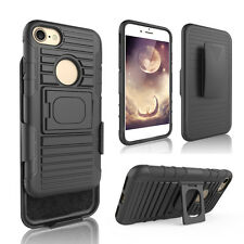 FAD-E Shock-Proof Case Cover with Holster Belt Clip for iPhone 7 / iPhone 7 Plus