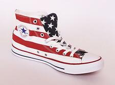 Converse Chucks CT HI All Star High Sneaker Schuhe Stars & Stripes Blau Weiß Rot
