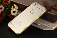 Luxury Aluminium Ultra-thin Metal Frame Bumper Case Cover for Apple iPhone6 Plus