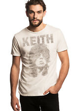THE ROLLING STONES - KEITH - OFFICIAL MENS T SHIRT