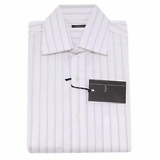 30462 camicia uomo BAGUTTA bianco shirt men long sleeve