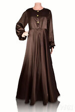 Ladies Abaya/ Jilbab/ Kaftan/ UK Sizes 10,12,14 - lengths 50,51,52,53,54,55,56
