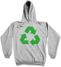 RECYCLE LOGO II SUDADERA CON CAPUCHA The Big Reciclaje TBBT Bang Nerd