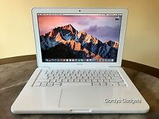 "Apple MacBook 13.3"" Laptop MC207LL/A (Late 2009) White Grade A"