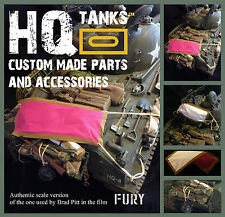 1/16 Scale Rc Tank Allied WWII Ground Recognition Scarf's for Tamiya / Heng Long