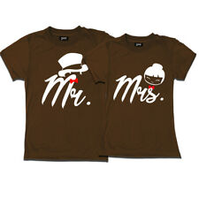 couple t-shirts (Beast and beauty) valentines day tshirts, lovers tees, f