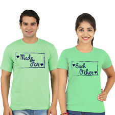 couple tshirts (Made for each other) valentines day t-shirts, lovers tees, f