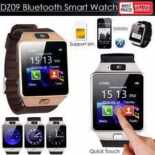 DZ09 Intelligente Orologio Bluetooth Smart Watch Camera SIM SD For Android IOS