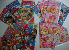 Paw Patrol Birthday Greeting Card age 3 4 5 6 Son Grandson Brother Nephew Paper