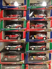 Motorama Racing Cars, WRC 2011, 1:32, Multiple listing, New, Boxes with cracks