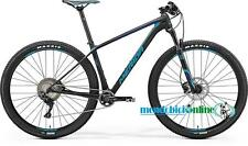 MTB 29 Carbonio MERIDA Big Nine 5000 2017 Shimano XT/SLX-Rock Shox Reba