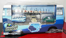 "1:64 GREENLIGHT - MOTOR WORLD VOLKSWAGEN CAR WASH ""WITH GREEN MACHINES"""