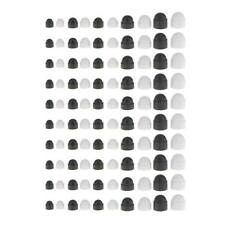 M6 M8 M10 M12 Domed Plastic Nut / Bolt Cover Caps - PACK OF 10