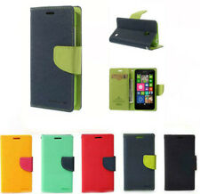 COVER CUSTODIA BOOK LIBRETTO FANCY DIARY PER SONY EXPERIA M2    - VARI COLORI