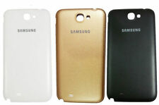 Samsung Galaxy Note 2 N7100 N 7100 100% Original Back Battery Panel cover case