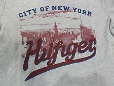 """T.SHIRT  TOMMY HILFIGER  """"NYC""""  GRIS  Taille  S-M-L"""