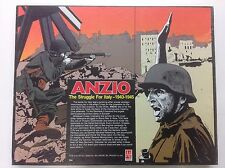 Anzio WW2 wargame (unpunched) by Avalon Hill