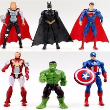 SUPER HEROES MARVEL - Figuras Super Heroes, Hulk, Batman, Superman, Iron Man