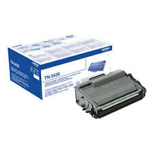 BROTHER TN-3430 NERO STAMPANTE LASER MONO CARTUCCIA DEL TONER