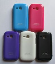 Samsung Rex 60 C3312R soft Silicon Mobile Back Cover Cases